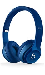 Casque Beats By Dre Solo2  Bleu