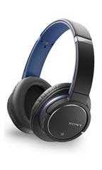 Casque Sony MDR-ZX770BN Bluetooth Bleu