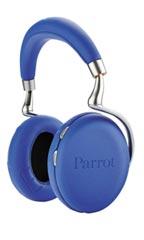 Parrot Zik 2.0 by Starck Bleu