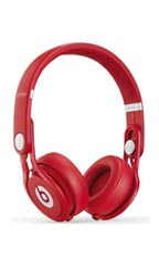 Casque Beats By Dre Mixr Rouge