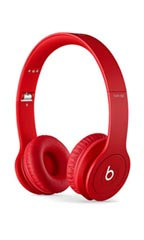 Casque Beats By Dre Solo HD Matte Rouge