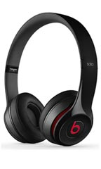 Casque Beats By Dre Solo 2  Noir