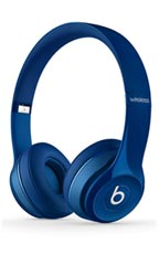 Casque Beats By Dre Solo2 Wireless Bleu