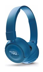Casque JBL T450 Bluetooth Bleu
