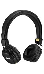 Casque Marshall Major II Bluetooth Noir