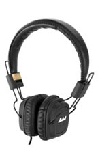 Casque Marshall Major Noir