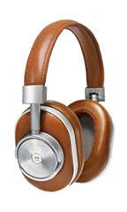Casque Master & Dynamic MW60 Cuir Marron