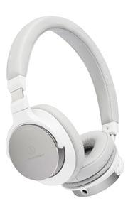 Audio-Technica ATH-SR5BT Bluetooth Blanc