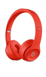 Beats By Dre Solo3 Wireless Rouge