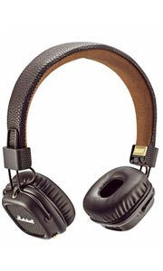 Marshall Major II Bluetooth Marron