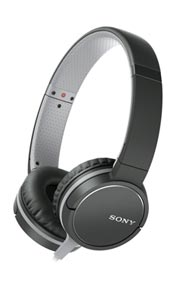 Sony MDR-ZX660 Noir