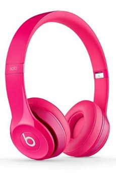 Beats By Dre Solo 2 Rose
