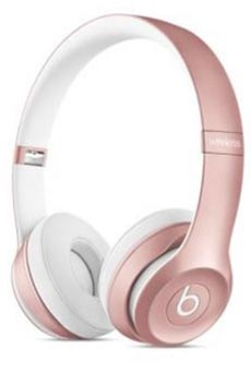 Beats By Dre Solo3 Wireless Or et Rose