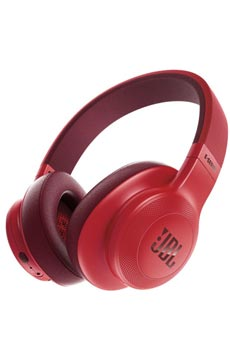 JBL E45 Bluetooth Rouge