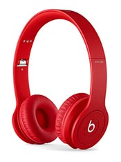 Beats By Dre Solo HD Matte Rouge