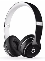 Beats By Dre Solo2 Luxe Edition Noir