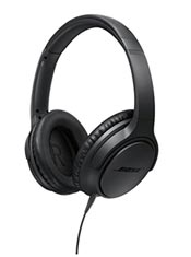 Bose SoundTrue II Apple Noir