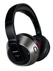 Philips SHC8555/10 Noir