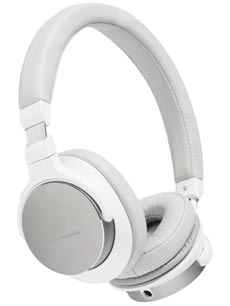 Audio-Technica ATH-SR5BT Bluetooth Blanc
