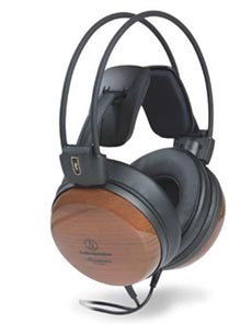 Audio-Technica ATH-W1000Z Noir et Marron