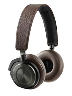 B&O PLAY BeoPlay H8 Gris/Marron
