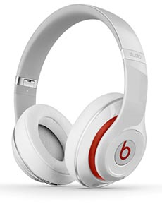 Beats By Dre New Studio Blanc