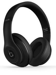 Beats By Dre New Studio Noir Mat