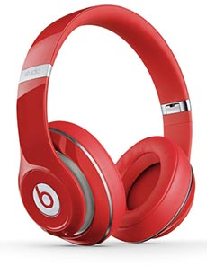 Beats By Dre New Studio Rouge