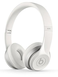 Beats By Dre Solo2  Blanc