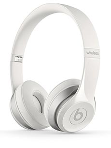 Beats By Dre Solo2 Wireless Blanc