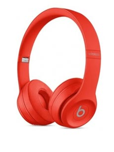 Beats By Dre Solo3 Wireless Rouge