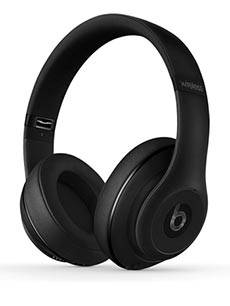 Beats By Dre Studio Wireless Noir Mat