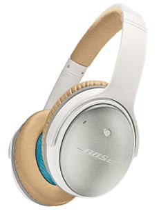 Bose QuietComfort 25 pour Android  Blanc