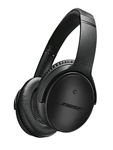 Bose QuietComfort 25 pour Apple Édition spéciale Noir