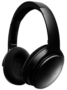 Bose QuietComfort 35 Noir