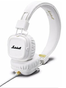 Marshall Major II Blanc
