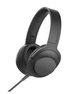 Sony h.ear on MDR-100AAP Noir Charbon