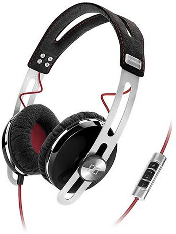 Sennheiser Momentum On Ear Noir