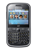Samsung S3350 Chat 335 Noir