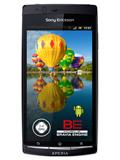 Smartphone Sony Ericsson Xperia Arc S Noir