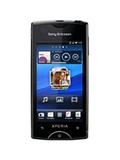 Smartphone Sony Ericsson Xperia Ray Noir