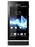 Sony Xperia U Noir
