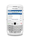 Smartphone BlackBerry Curve 8520 Blanc Occasion