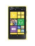 Nokia Lumia 1020 Jaune