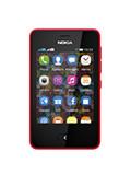 Smartphone Nokia Asha 501 Rouge