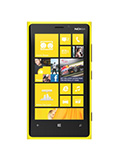 Smartphone Nokia Lumia 920 Occasion Jaune