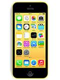 Smartphone Apple iPhone 5C 32Go Jaune