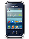 Smartphone Samsung Rex 60 C3310. Bleu Indigo