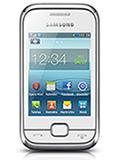 Smartphone Samsung Rex 60 C3310. Blanc
