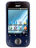 Smartphone Acer BeTouch E110 Bleu